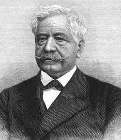 Ferdinand de Lesseps (1805-1894)
