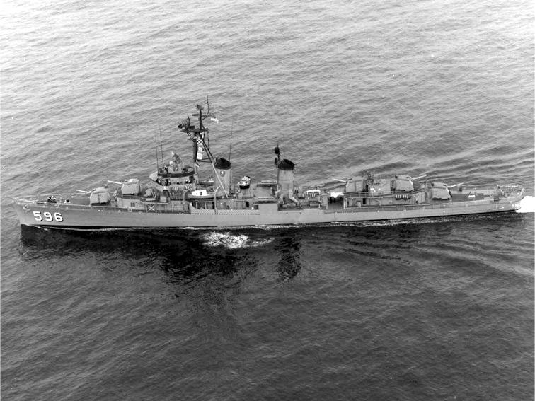 USS Shields (DD-596)