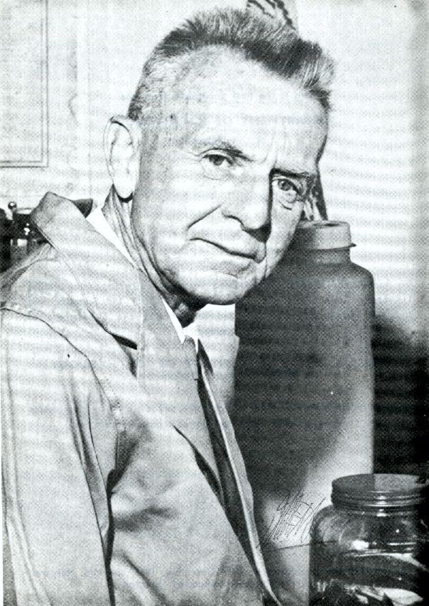 J. L. B. Smith (26/10/1897 - 07/01/1968)