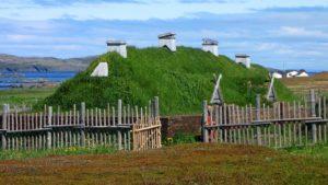 Ο αναστηλωμένος οικισμός των Βίκινγκς στο L'Anse aux Meadows