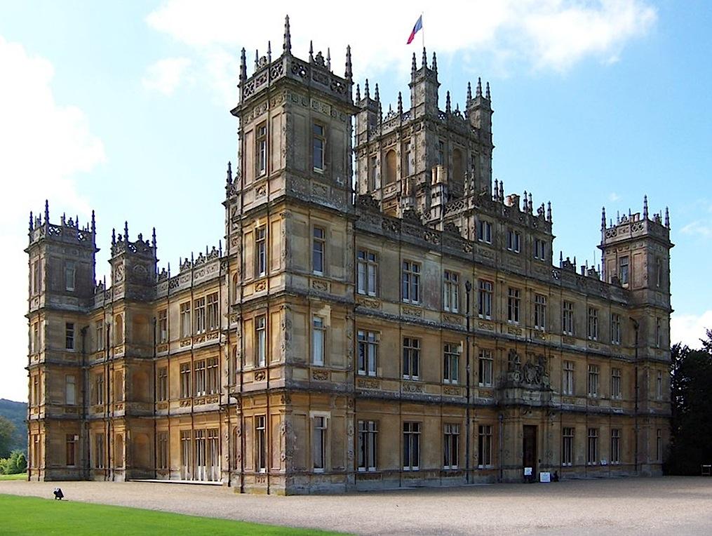 "Highclere Castle ή αλλιώς ""Downton Abbey"", εκεί όπου ζούσε ο Λόρδος Κάρναρβον"