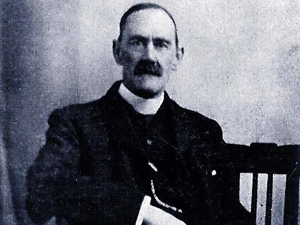 Ο εφημέριος Henry Dawson Ellis Bull