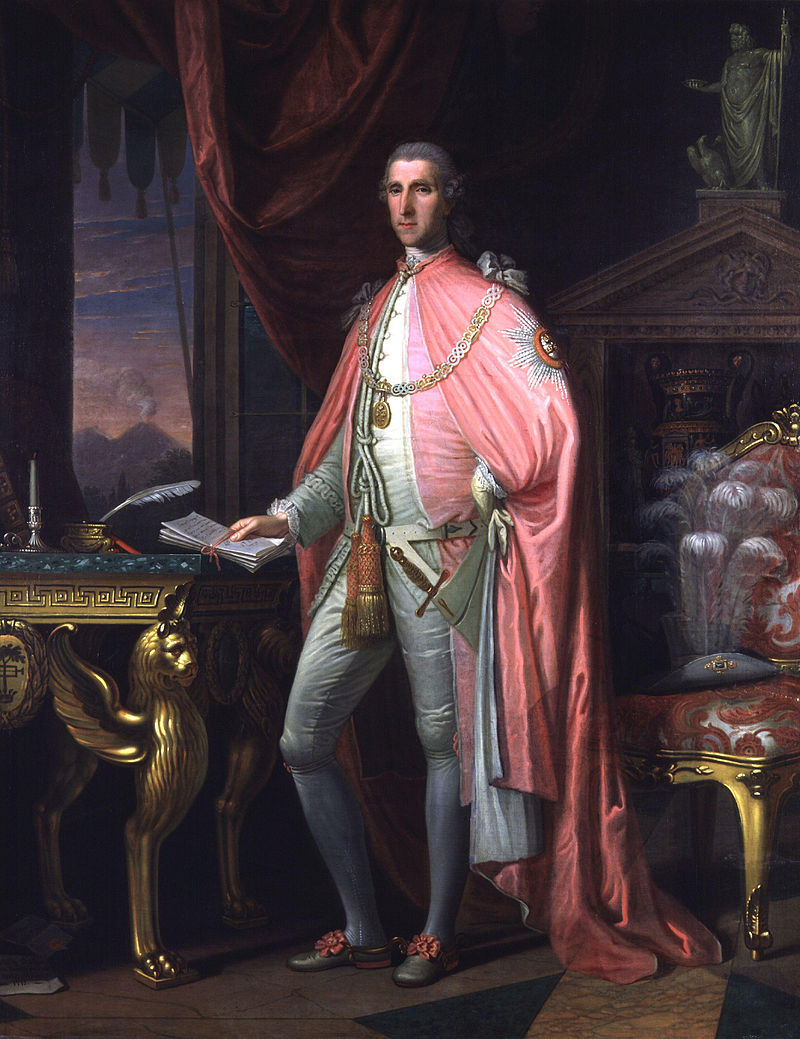 Sir William Hamilton (13/12/1730 - 06/04/1803)