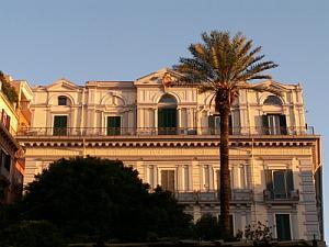 Palazzo Sessa - Νάπολη, κατοικία της οικογένειας Χάμιλτον