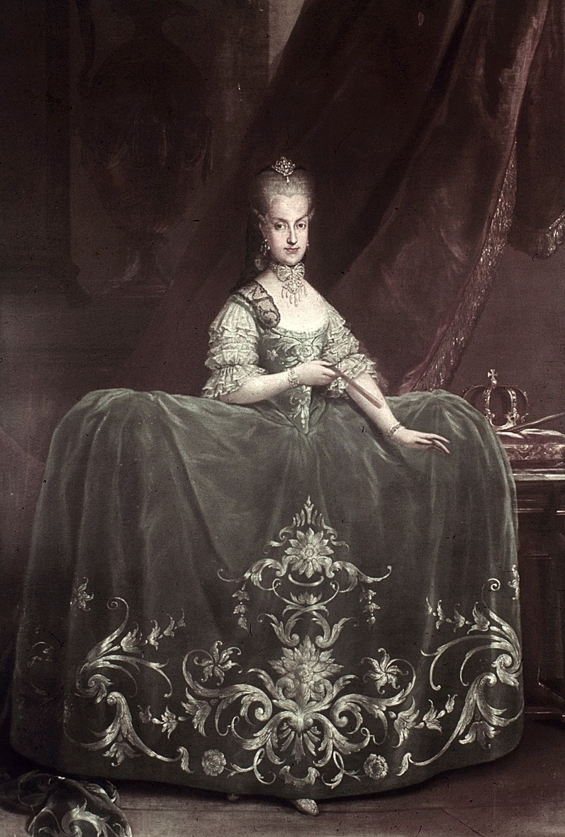 Μαρία Καρολίνα, Βασίλισσα Νάπολης και Σικελίας (13/08/1752 - 08/09/1814)