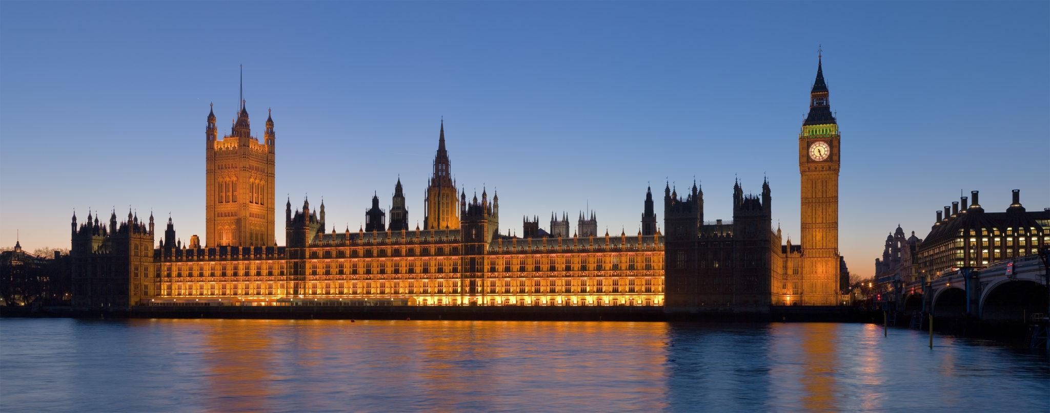 To Παλάτι του Westminster