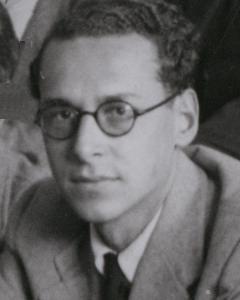 Ο Καθηγητής Maurice Goldhaber