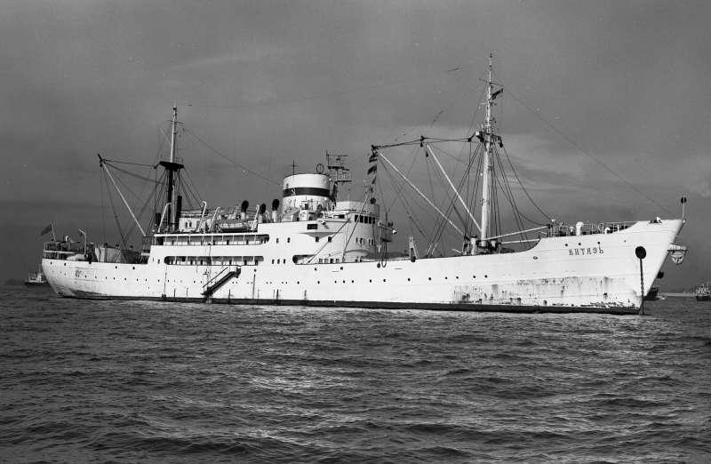 Το ωκεανογραφικό Vityaz
