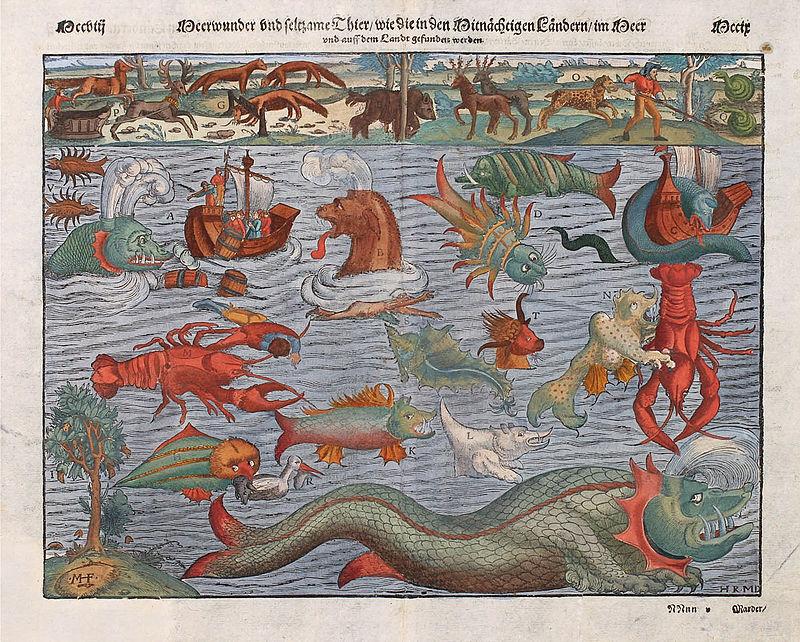 Άγνωστα τέρατα στους ωκεανούς;