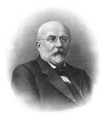 Gaston Camille Charles Maspero (23/06/1846 - 30/06/1916)