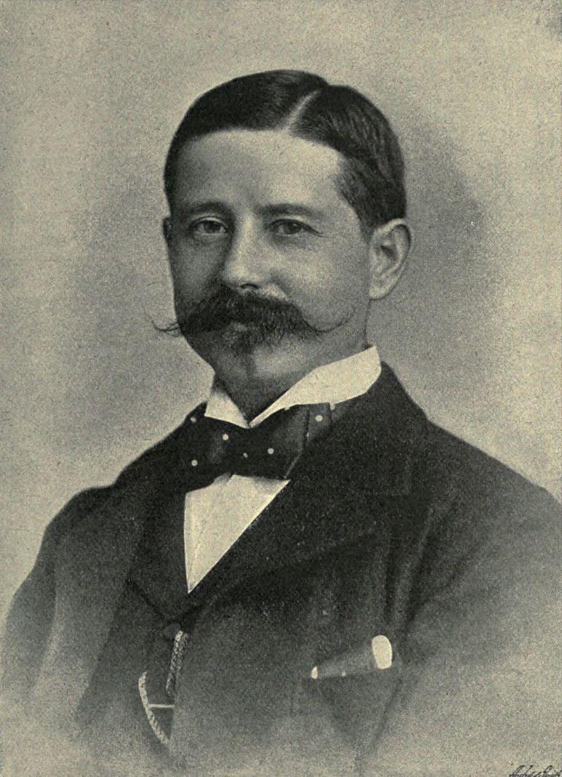 Σερ Χάρρι Τζόνστον (12/06/1858 – 31/07/1927)