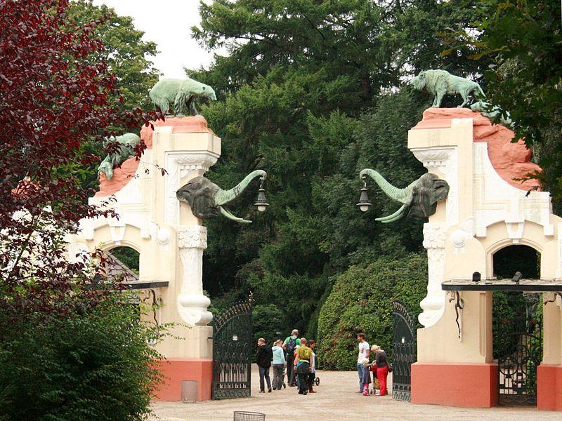 Ο ζωολογικός κήπος Hagenbeck