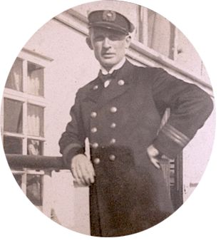 """Ο Πλοίαρχος του """"Κοπεγχάγη"""", Χανς Φέρντιναντ Άντερσεν"""