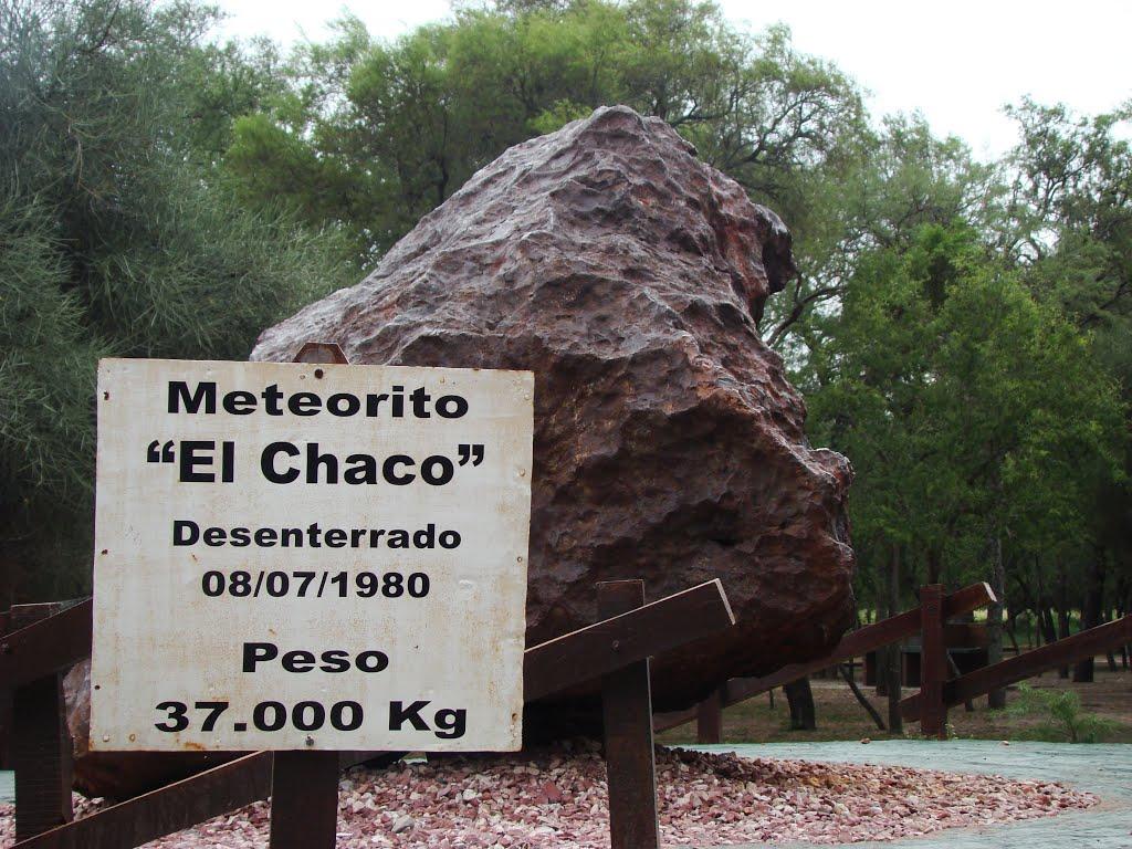 Το μεγαλύτερο θραύσμα σιδήρου, που ανακαλύφθηκε ακέραιο, και ζύγιζε 37 τόνους