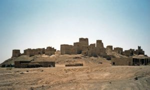 Τα ερείπια του Μαρέμπ