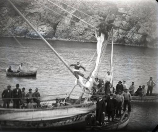 Το ναυάγιο των Αντικυθήρων…