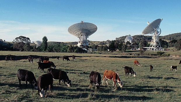 Κέντρο παρακολούθησης του Εξωτερικού Διαστήματος της Καμπέρα, στην Αυστραλία
