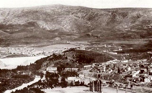 Ο Υμηττός, 1910
