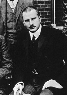 Καρλ Γκούσταβ Γιουνγκ (26/07/1875 - 06/06/1961)