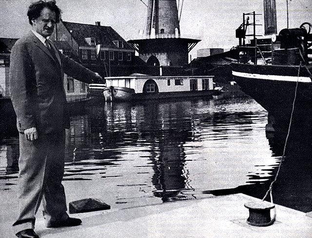 Ζεράρ Κρουαζέ (1909 - 1981)