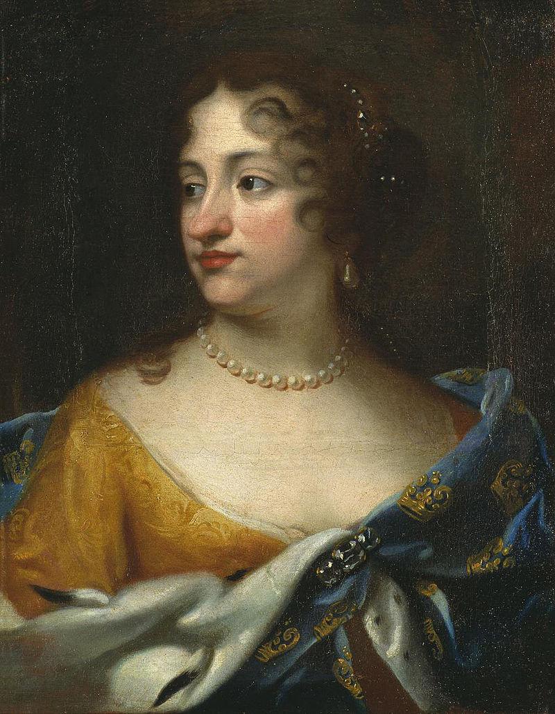 Ουλρίκε Ελεονόρα, Βασίλισσα της Σουηδίας (11/09/1656 – 26/07/1693)