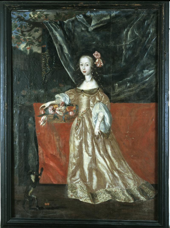 Η Κόμισσα Μαρία Ελισσάβετ Στένμποκ (1641 - 1693)