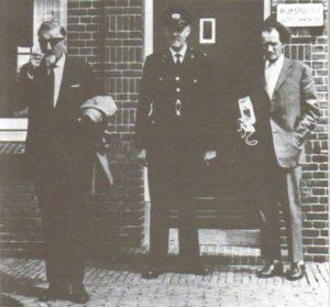 Ο Καθηγητής Τένχαεφ (αριστερά) που μελέτησε την περίπτωση του Κρουαζέ (δεξιά)