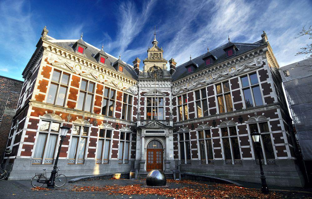 Το Πανεπιστήμιο της Ουτρέχτης, στην Ολλανδία