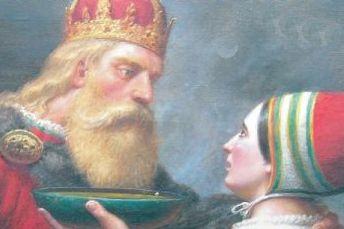Ο βασιλιάς Χάραλντ και η Σνέφριντ