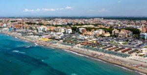 Τεράστιοι θαλάσσιοι πίδακες στα ανοιχτά της Ιταλίας…