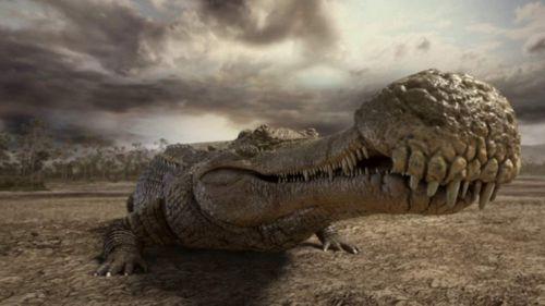 Sarcosuchus, κροκοδειλόμορφο που έζησε πριν από 112 εκατομμύρια χρόνια