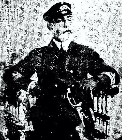 Ο Ναύαρχος Κωνσταντίνος Μελάς (1874-1953)