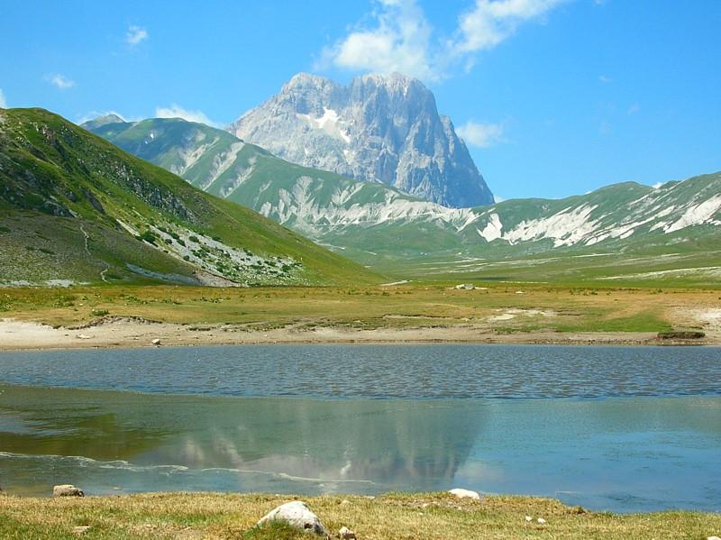 Το όρος Γκραν Σάσσο, η υψηλότερη κορυφή των Απέννινων Όρεων