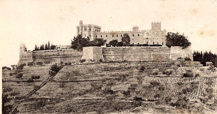 Ο μεσαιωνικός πύργος της οικογένειας Ρικασόλι στην Τοσκάνη