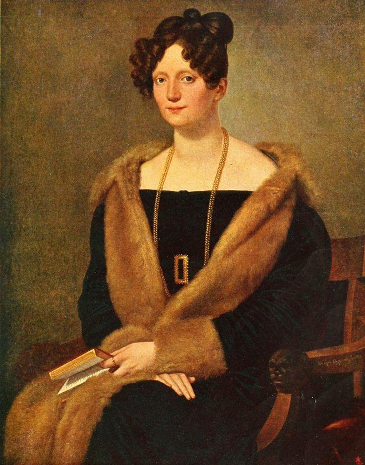 Ελιζαμπέτα Ρικασόλι, κόρη του Βαρόνου Ρικασόλι
