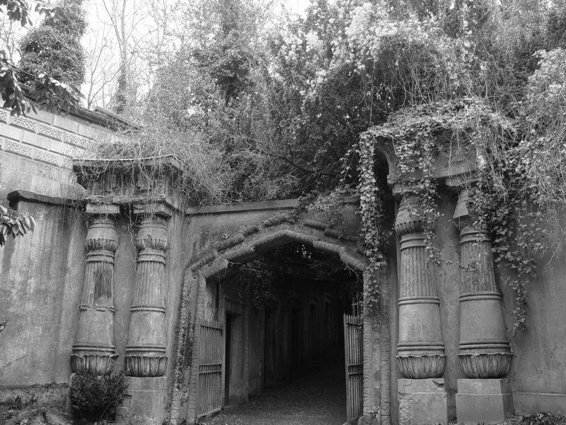 Το νεκροταφείο του Χάιγκαίητ