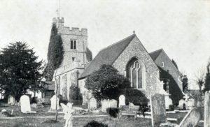 Η εκκλησία του Αγίου Ζιλ στο Σάουθ Μιμς