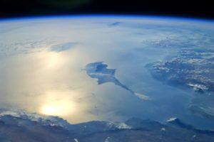 Εμφάνιση ιπτάμενου δίσκου πάνω από τη Λευκωσία
