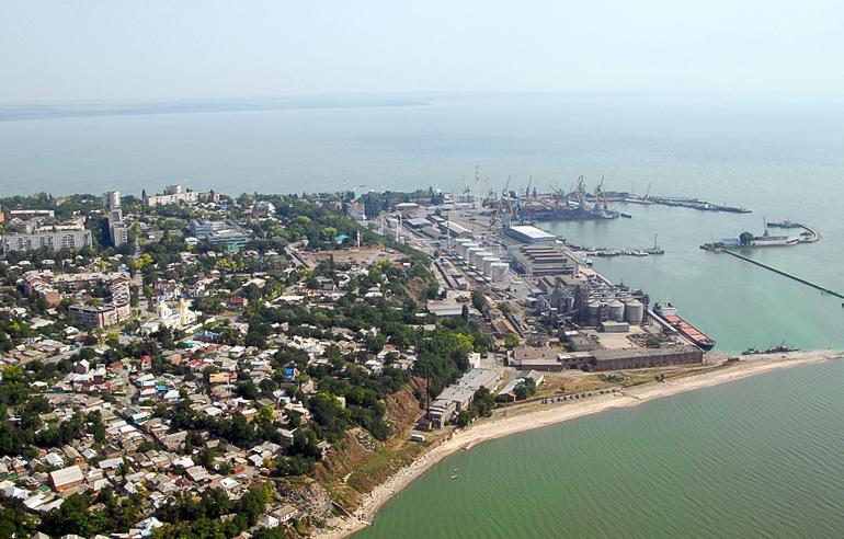 Το λιμάνι του Ταγκανρόγκ