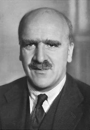 John Burdon Sanderson Haldan (05/11/1892 - 01/12/1964)
