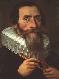 Γιοχάνες Κέπλερ (27/12/1571 - 15/11/1630)