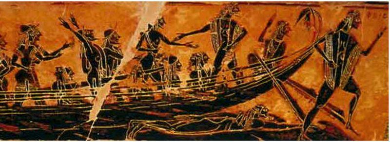 Στην Αγγλία κατοίκησαν Έλληνες τον 3ο π.Χ. αιώνα…