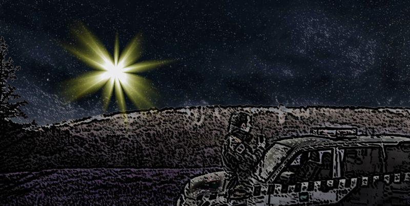 Ισπανοί στρατιώτες αναφέρουν προσγείωση Α.Τ.Ι.Α. κοντά σε στρατιωτική βάση…