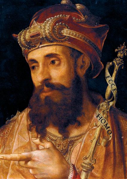 Αναγεννησιακό πορτραίτο του 16ου αιώνα, του Πόντιου Πιλάτου