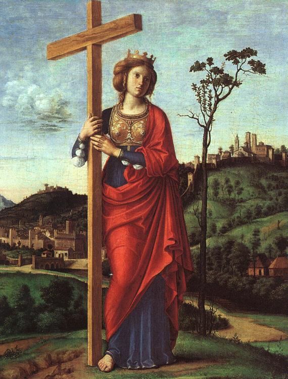 Η Αγία Ελένη, πίνακας του Cima Da Conegliano (1459-1518)