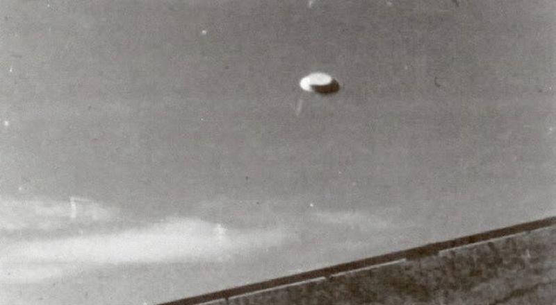 Άγνωστο ιπτάμενο αντικείμενο πάνω από το Βελιγράδι…