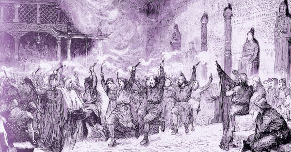 Οι γιορτές των Βίκινγκς προς τιμήν των θεών τους