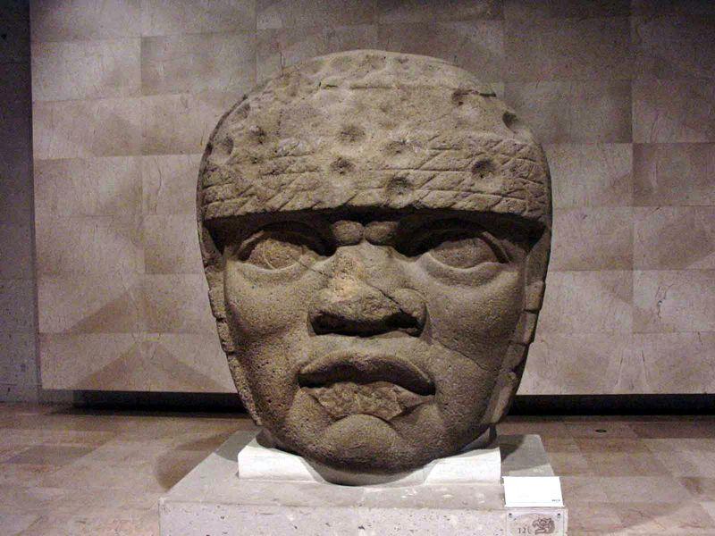 Γλυπτό του 1200-900 π.Χ.