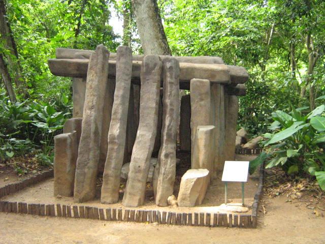 Τάφος των Ολμέκων