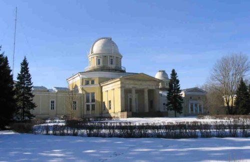 Το Αστεροσκοπείο του Pulkovo
